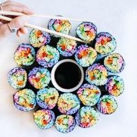 5 recettes de sushis végétaliens et merveilleux ❤